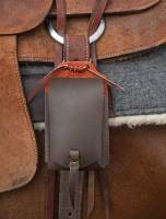 Leather Cell Phone Case - Image 2