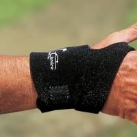 English - Human Orthopedic Products - Professionals Choice - Professionals Choice Simple Wrist Wrap