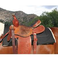 Western Saddle Pads - Work Pads - Equisential by Professionals Choice - Equisential Work Pad
