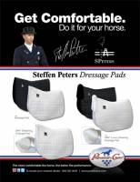 Steffen Peters Pads