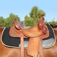 Saddle Pads - Work Pads - Professional's Choice Contoured Work Pad